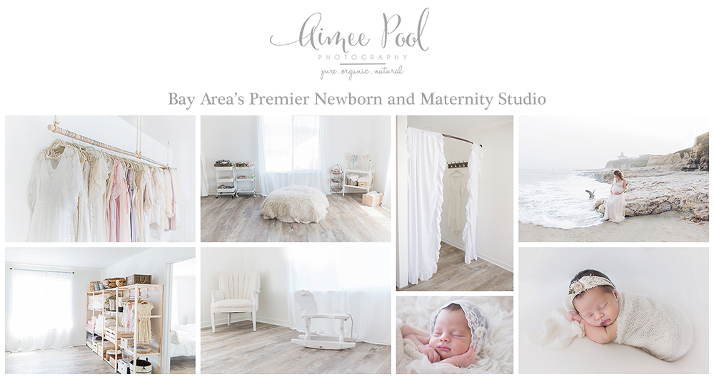 Bay Area Newborn and Maternity Photographer - www.aimeepoolphoto.com