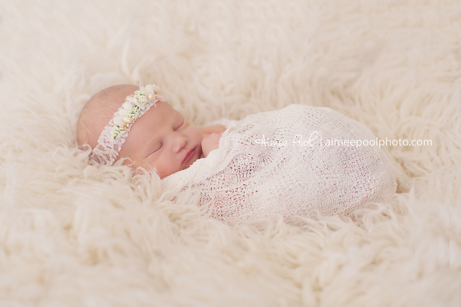 Pebble Beach Newborn Photographer