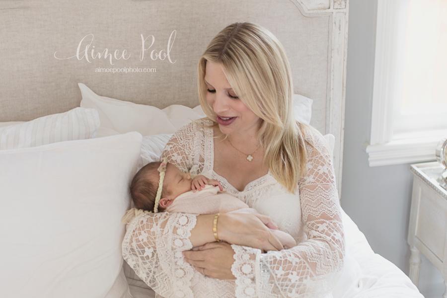 Newborn Lifestyle Session | San Jose Bay Area Photographer