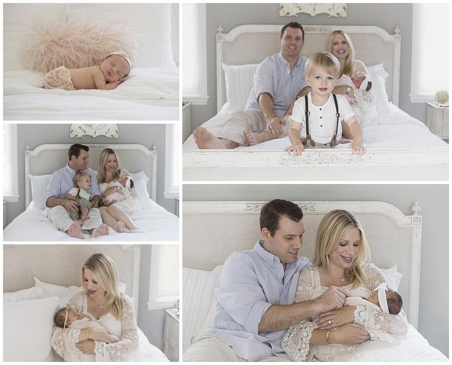 San Jose Bay Area Newborn Photographer