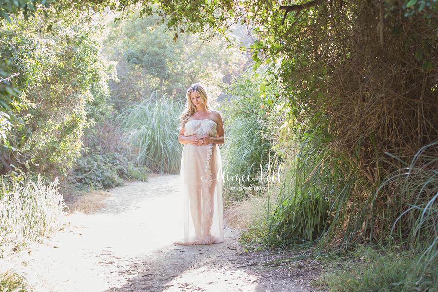 San Jose Pregnancy Photographer - Maternity Beach Session