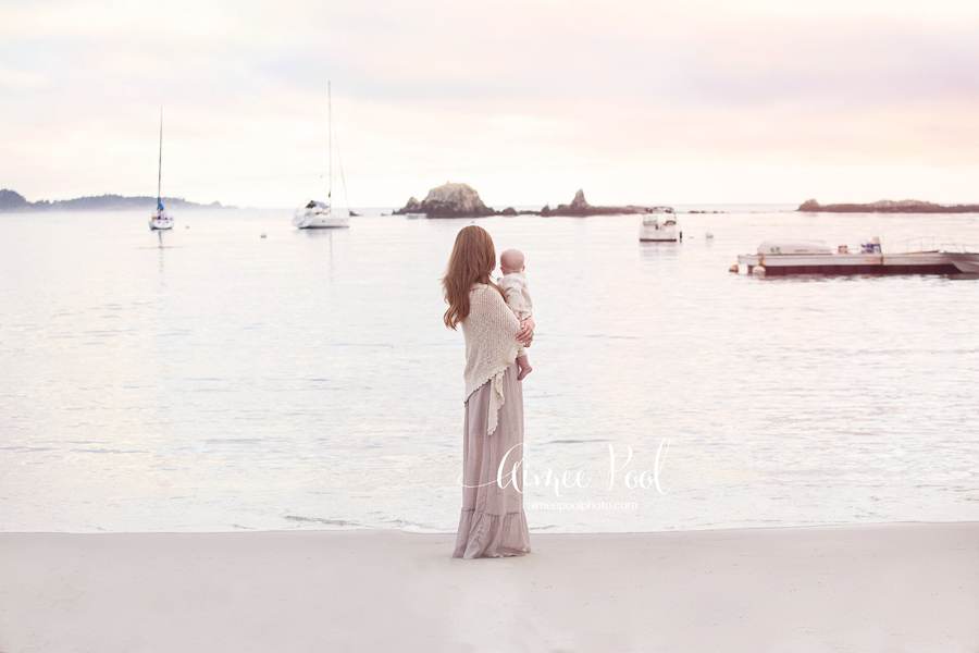 Pebble Beach Photo Session with Courtney Nantz| www.aimeepoolphoto.com