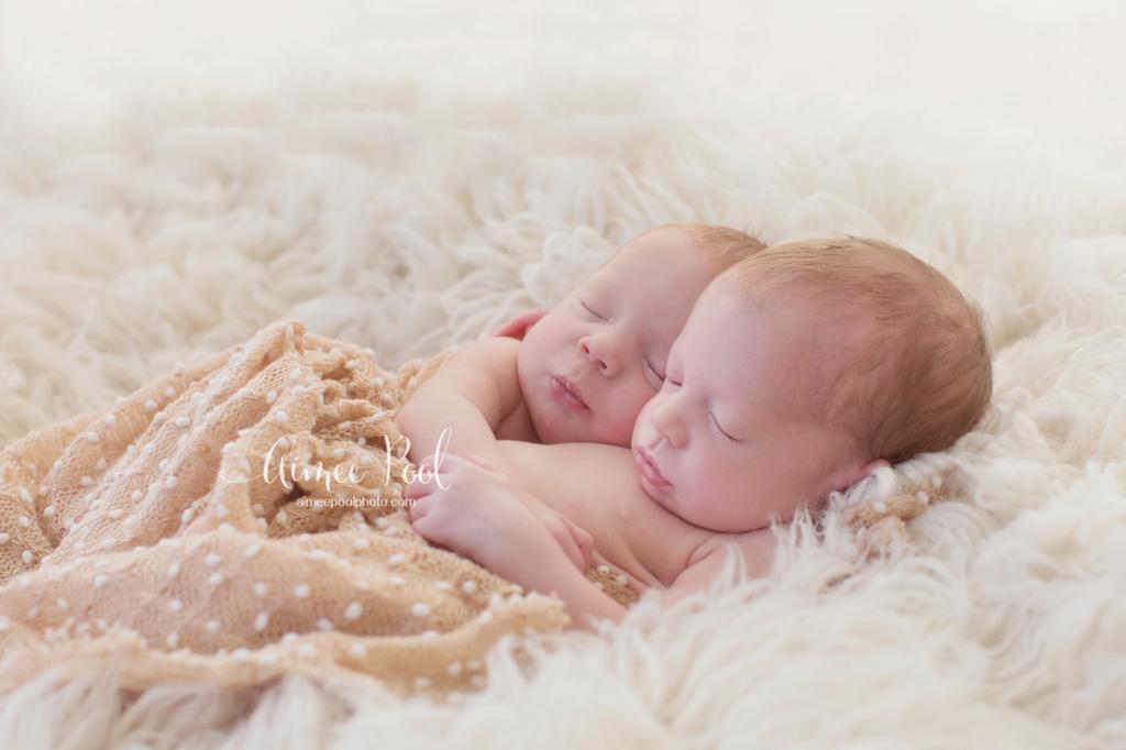 Newborn Twins | Bay Area Newborn Photographer