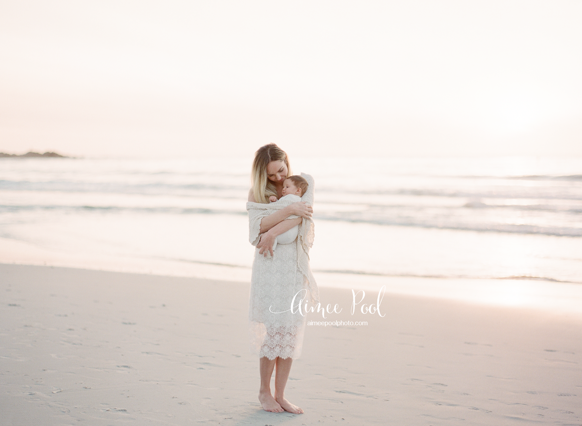Newborn & Motherhood Photography - San Jose Bay Area
