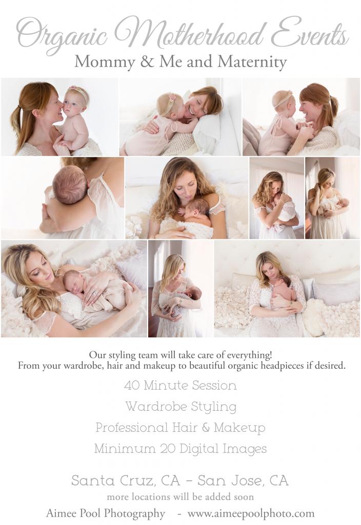 Organic Motherhood Sessions