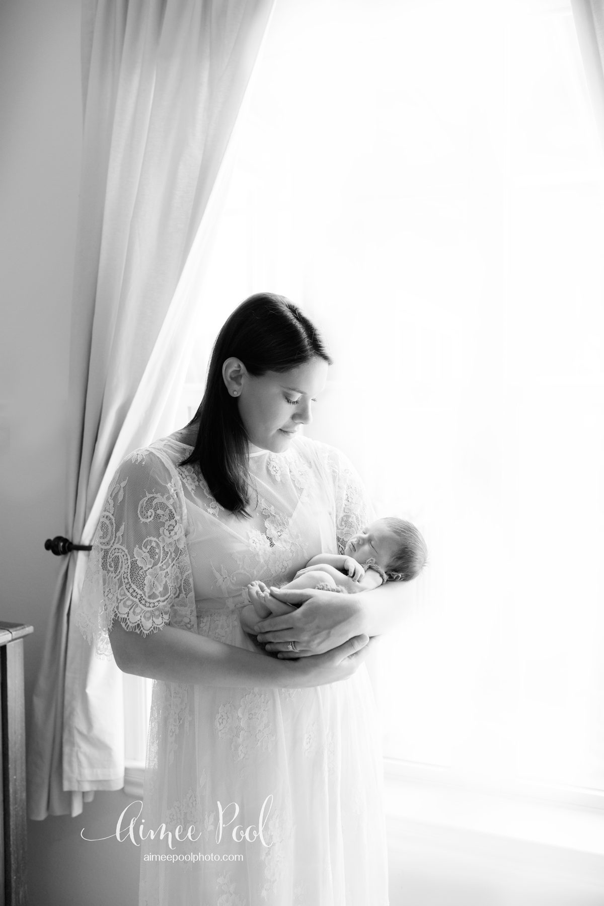 Newborn Lifestyle Session - San Jose Ca
