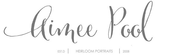 Logo for Greater Sacramento Area Newborn and Maternity Photographer | Aimee Pool Photography located in El Dorado Hills, CA
